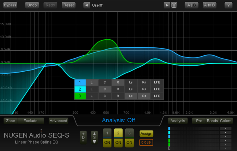New SEQ-S Equalizer from Nugen Audio Takes Digital EQ to Another