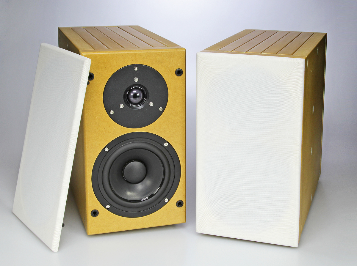 Tang Band D52-1 Two-Way Speaker Kit | audioXpress