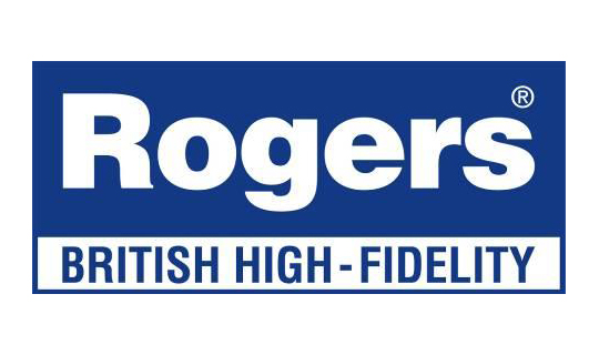 Rogers 70th Anniversary Limited Edition 15 Ohms LS/35A Bookshelf Speakers  RogersLogoWeb