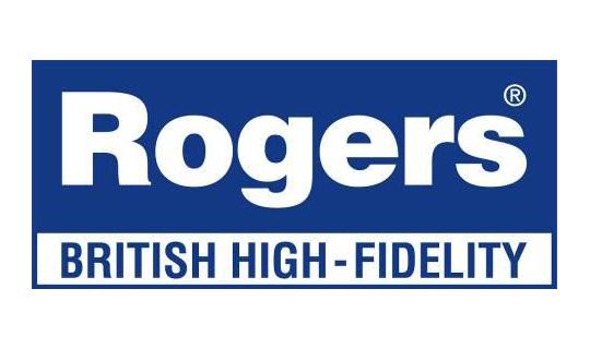 Rogers 70th Anniversary LS35A Bookshelf Speakers RogersLogoWeb