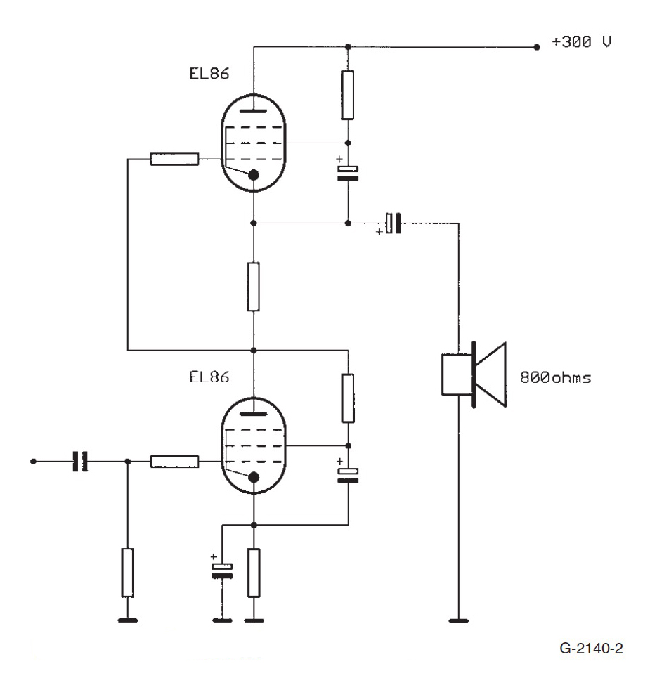 el86 tube schematic  el86  get free image about wiring diagram