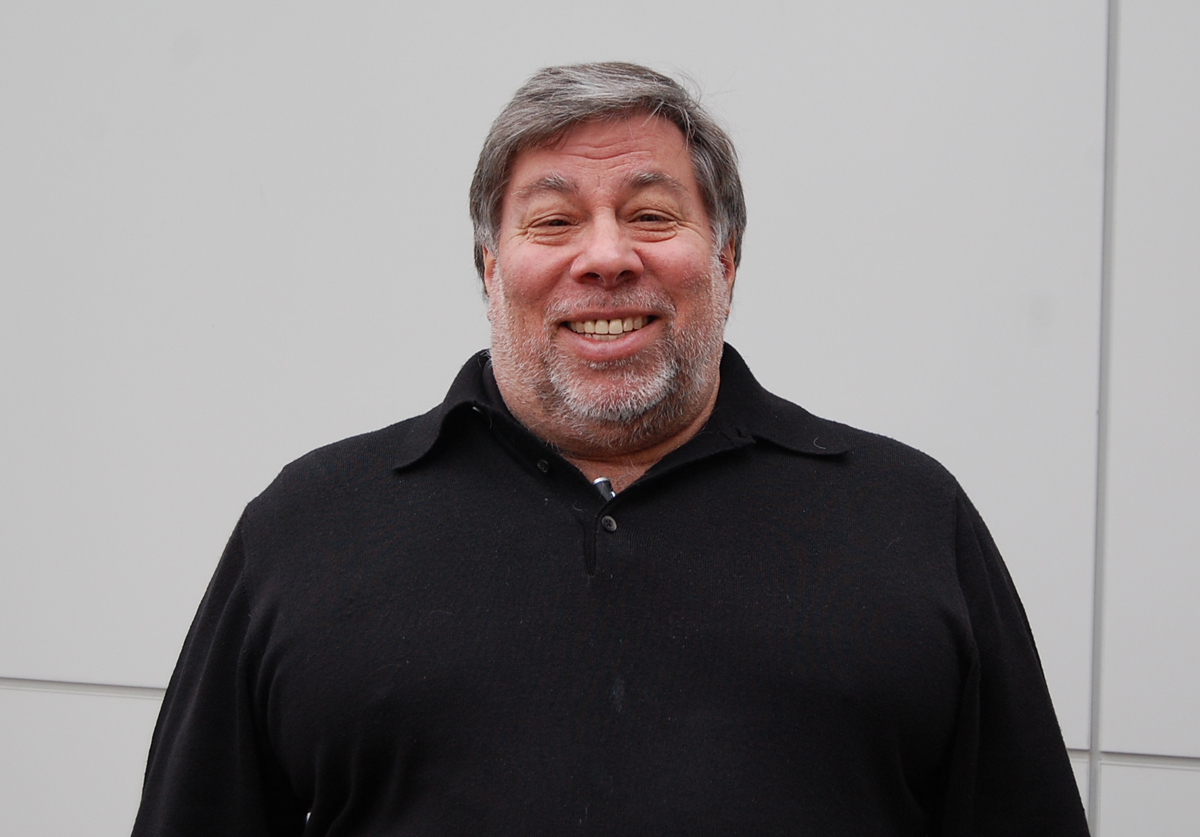 Steve Wozniak To Chat Innovation And Creativity At The